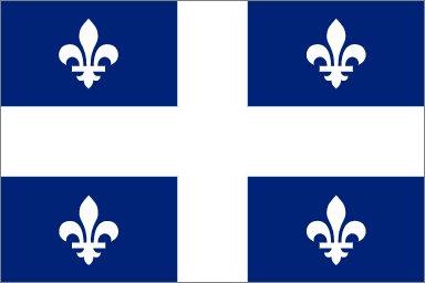 Drapeau du pays du Québec