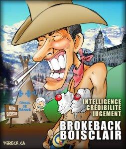 Brokeback Boisclair