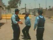 Des policiers en Irak