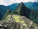 J'ai mon billet d'avion pour le Pérou!