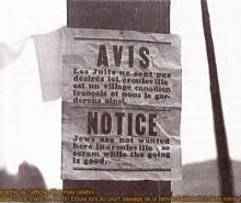 Le site web d'Érouleville: la parodie d'Hérouxville