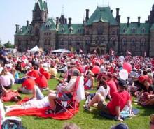 Le Canada n'a pas de culture officielle