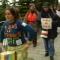 L'autonomie économique des femmes: plus de 500 femmes réunies devant le Parlement