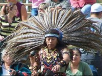 Akwesasne et le peuple aux longues maisons
