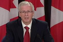 Départ de Stéphane Dion à titre de chef du Parti Libéral du Canada