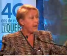Le PQ inquiet à propos de l'économie et l'avenir politique du Québec