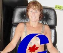 Sharon Smith, une candidate conservatrice, retrouvée nue au bureau