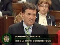Énoncé économique du fédéral: tous les efforts de Charest anéantis!