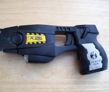 L'utilisation des pistolets de type Taser