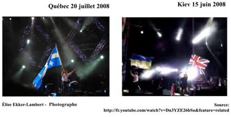 Paul McCartney à Québec et à Kiev