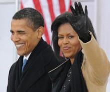 Deux députés du Parti Québécois ont assisté à l'assermentation de Barack Obama