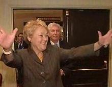 Caucus conjoint du Bloc Québécois et du Parti Québécois et souveraineté