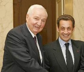 Maîtres du monde économique - Le règne des multinationales et des banques Paul-desmarais-nicolas-sarkozy