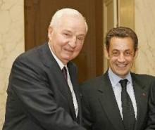 Sarkozy, le commis voyageur de Paul Desmarais