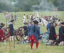 Reconstitution de 1759: Y'a toujours bien des osties de limites!