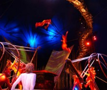 Le Cirque du Soleil en Russie