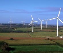 Développement de l'énergie éolienne