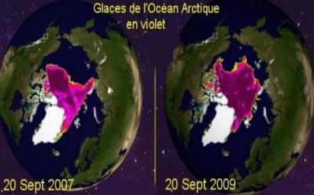 La banquise arctique fond-t-elle vraiment?