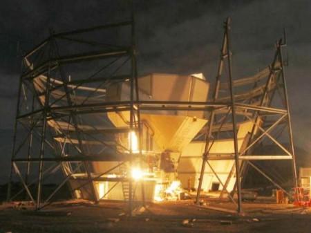 Le télescope cosmologique d'Atacama