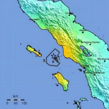 Séisme en Indonésie