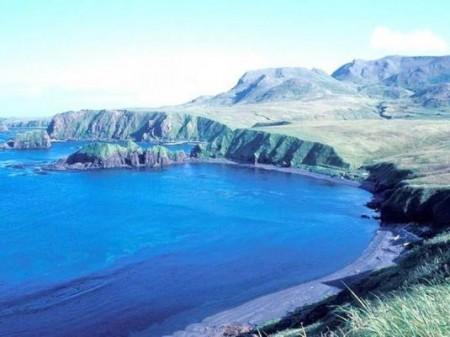 Îles Aléoutiennes