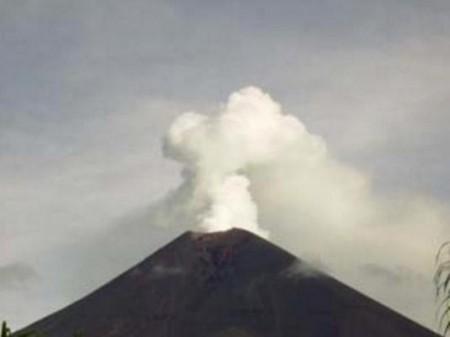 Le stratovolcan Ulawun