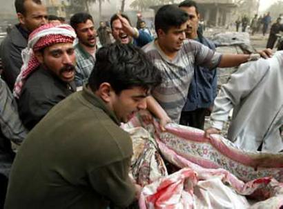 civil tué lors des frappes aériennes du 26 mars 2003