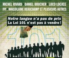 Samedi 18 septembre, soyez du grand spectacle contre la Loi 103 à Montréal!
