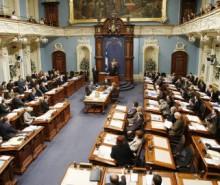 Loi 103: le RRQ frappe à l'Assemblée nationale