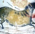 Cheval dans la grotte de Lascaux