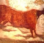 Vache de la grotte de Lascaux