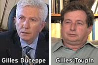 Lancement du livre « Gilles Duceppe, Entretiens avec Gilles Toupin »