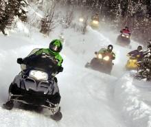 Saison de motoneige 2010-2011 au Québec