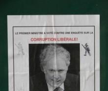 Affichez votre écoeurement est derrière la campagne d'affichage dans Kamouraska-Témiscouata