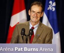 Décès de Pat Burns
