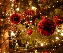 Joyeux Noël et bonnes fêtes!