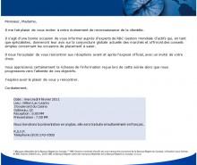 Le groupe financier RBC et la langue française