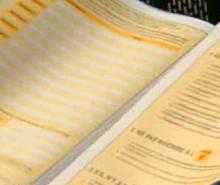 Formulaire détaillé obligatoire de recensement