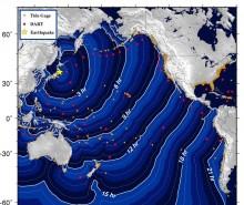 Le nord-est du Japon secoué par un violent séisme suivi d'un tsunami