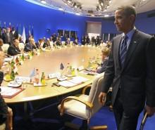 Les leaders du G8 et d'Afrique déterminés à travailler ensemble