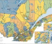 Réforme de la carte électorale du Québec