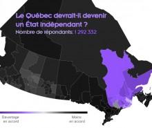 Le seul fil qui retient encore le Québec au Canada est le NPD