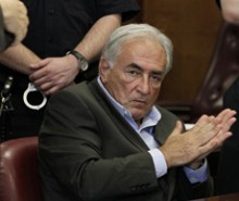 Affaire DSK: Dominique Strauss-Kahn a plaidé non-coupable