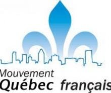 Lancement officiel du Mouvement Québec français