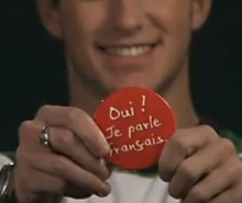 Lancement de la campagne « Être anglophone et vivre en français »