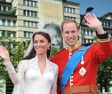 Téléthon à l'hôpital Ste-Justine pour Kate Middleton et Prince William