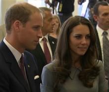 Visite du Prince William et Kate Middleton: une question d'image!