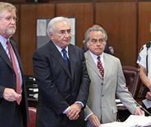 Dominique Strauss-Kahn à nouveau libre
