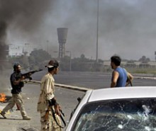 Libye: fin de l'ère Kadhafi