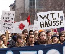 L'ASSÉ dénonce les jeunes libéraux qui appuient la hausse des frais de scolarité